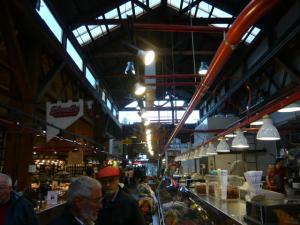 バンクーバーのパブリックマーケット1