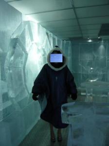 銀座「ICEBAR TOKYO BY ICEHOTEL」3