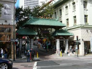 サンフランシスコの街散策7