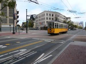 サンフランシスコの街散策16