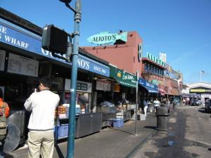 サンフランシスコの街散策21