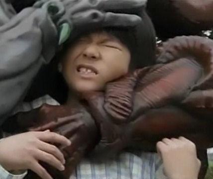 侍戦隊シンケンジャー 31 恐竜折紙 仲條友彪.avi_000726851