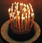 パパBDケーキ50本②