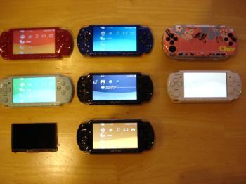 PSP all