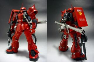 MS-06Fs ジョニーライデン専用ザクⅡ