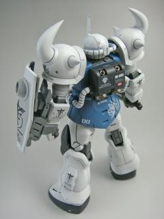 MS-07B3「ヴァイスローゼ」