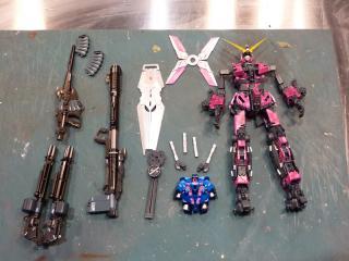 RX-0 ユニコーンガンダム デストロイモード