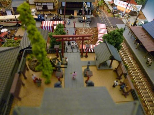 鉄道模型 少年時代