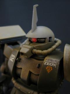 量産型ザクⅡ type O82