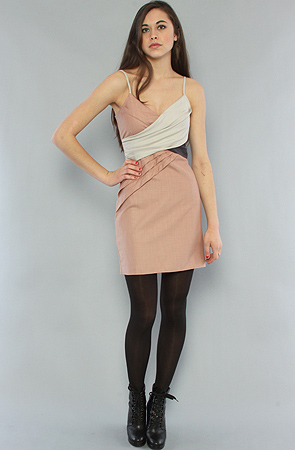 Karmaloop- NYCB- nudy dress