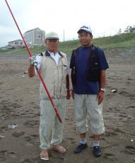 協会長と高橋氏