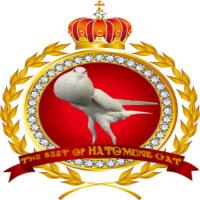 ハト胸ロゴ