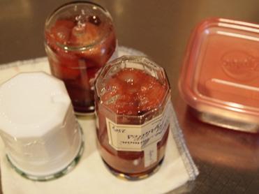 石井さんちのイチゴでジャム作り9