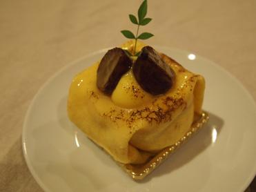 杏1歳バースデーケーキ2