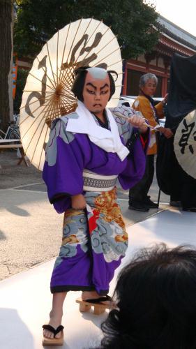こども歌舞伎 ⑧