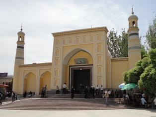 エティガーる寺院