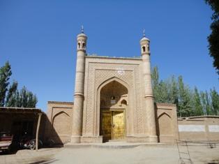 立派なモスク