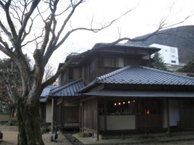 三井家別荘