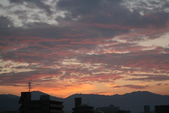 IMG_7361 朝焼け W