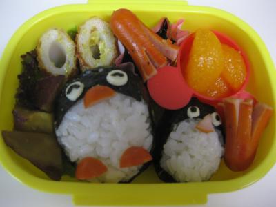 ペンギン弁当