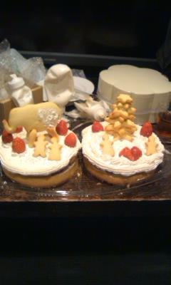 2009クリスマスケーキ