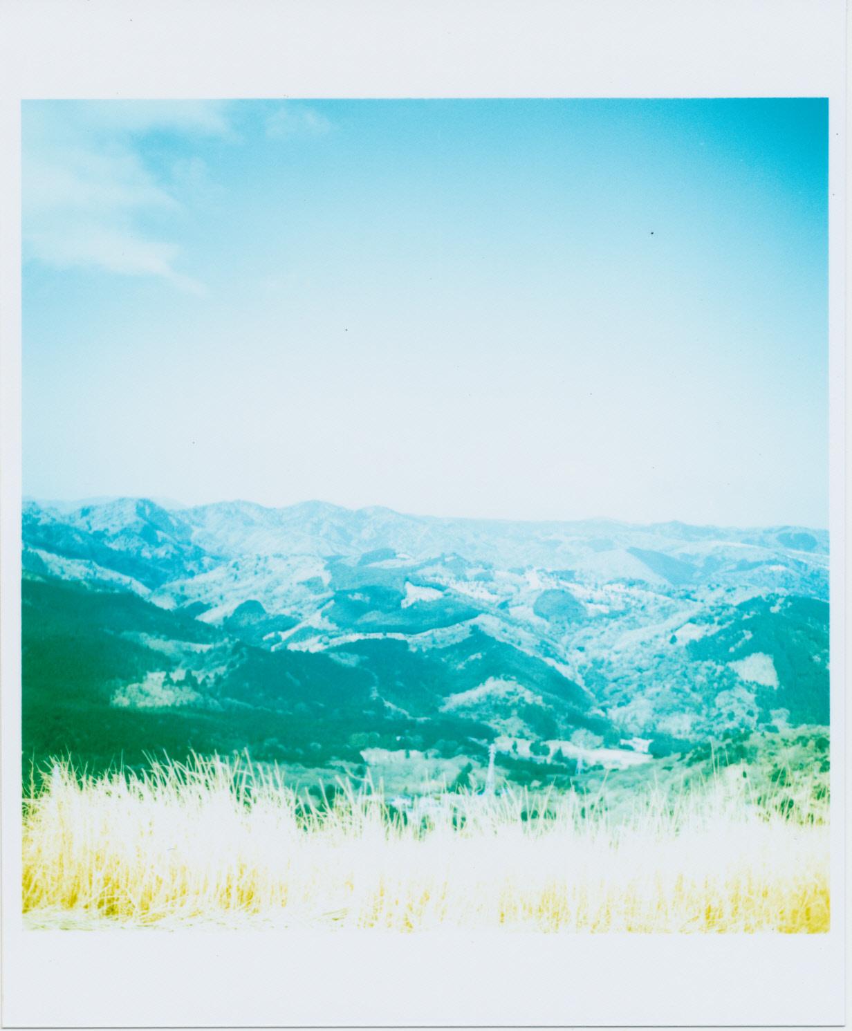 239_山焼き後の大室山頂上