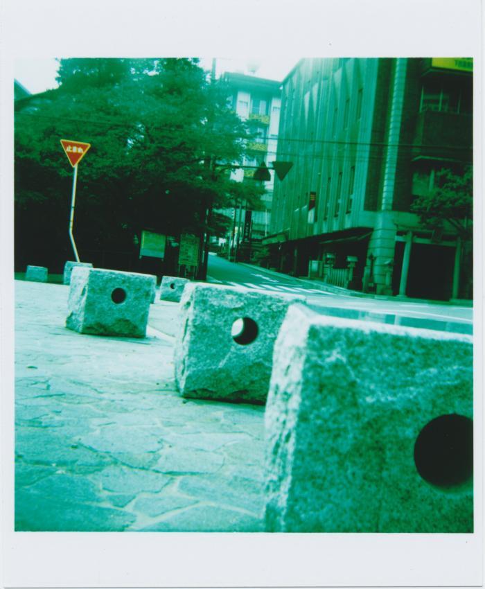 下呂温泉のオブジェ