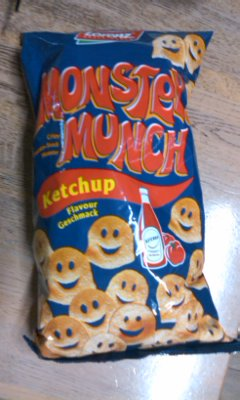MONSTER-MUNCH
