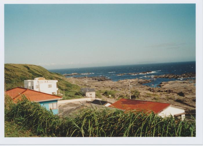 海を見下ろす家
