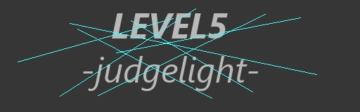 LEVEL5 -judgelight-