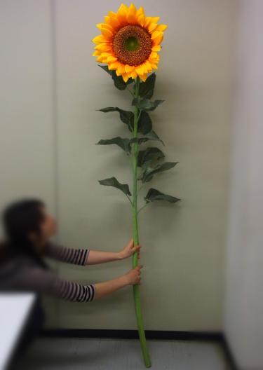 造花のヒマワリ