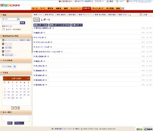 Zoho CRM  レポート_7
