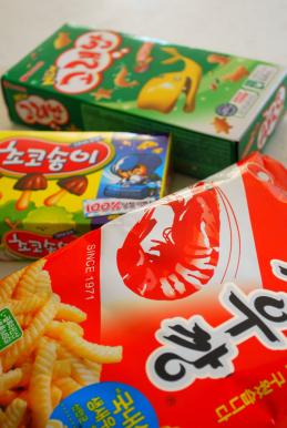 韓国お菓子B