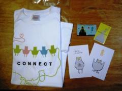 マントさんTシャツ+
