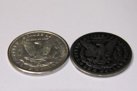 燻し銀ソフトコイン