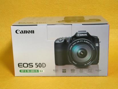 EOS 50D 箱