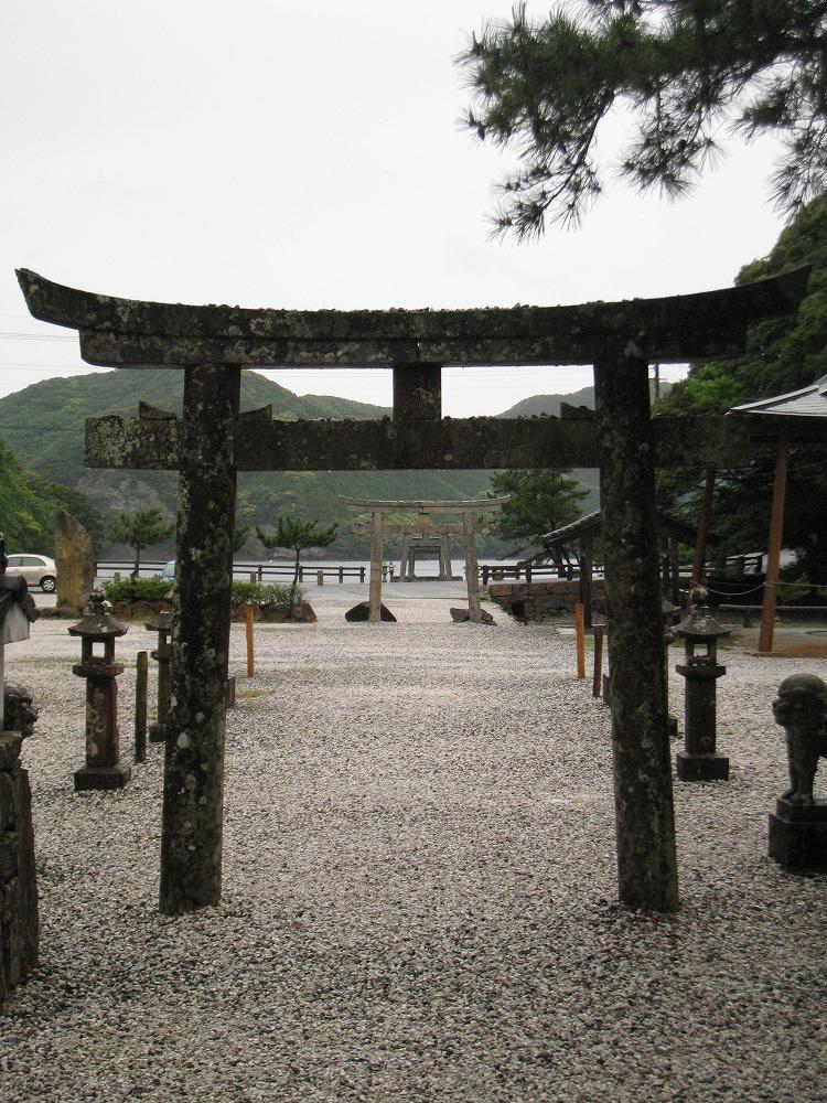 ワダツミ神社 2011.05.23