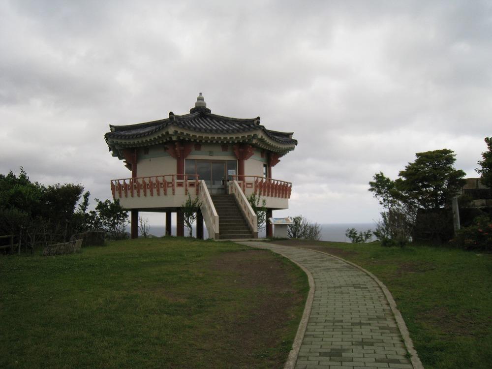 韓国展望台 2011.05.24