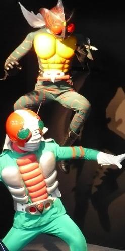 ガンバライドクエスト 仮面ライダーV3&アマゾン