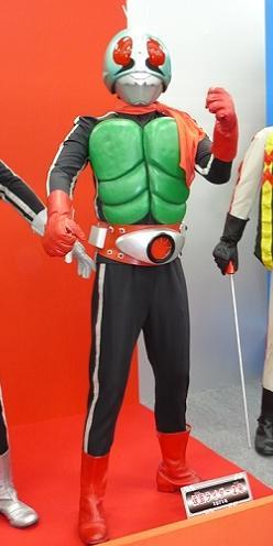 ガンバライドクエスト 仮面ライダー新2号