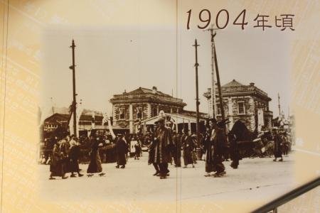 1904桜木町駅