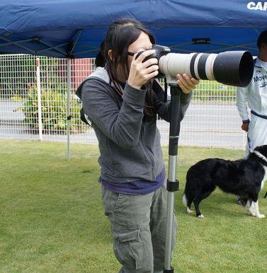 カメラ大好き