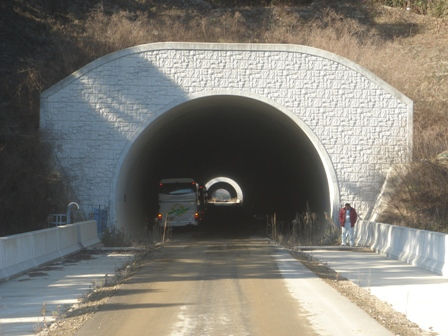 2010.1.15 千葉県建設技術協会視察(トンネル) 007