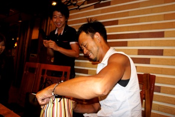 2011.7.26ブログ【金津さん送別会】画像 (5)