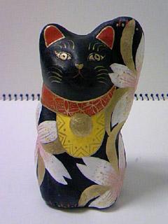 土鈴招き猫