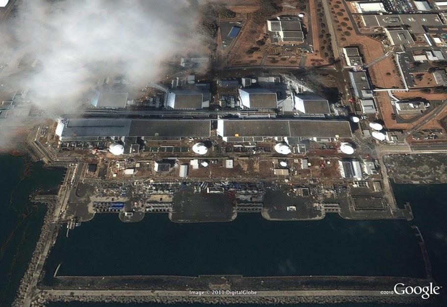 110313Fukushima nuclear plant 2011