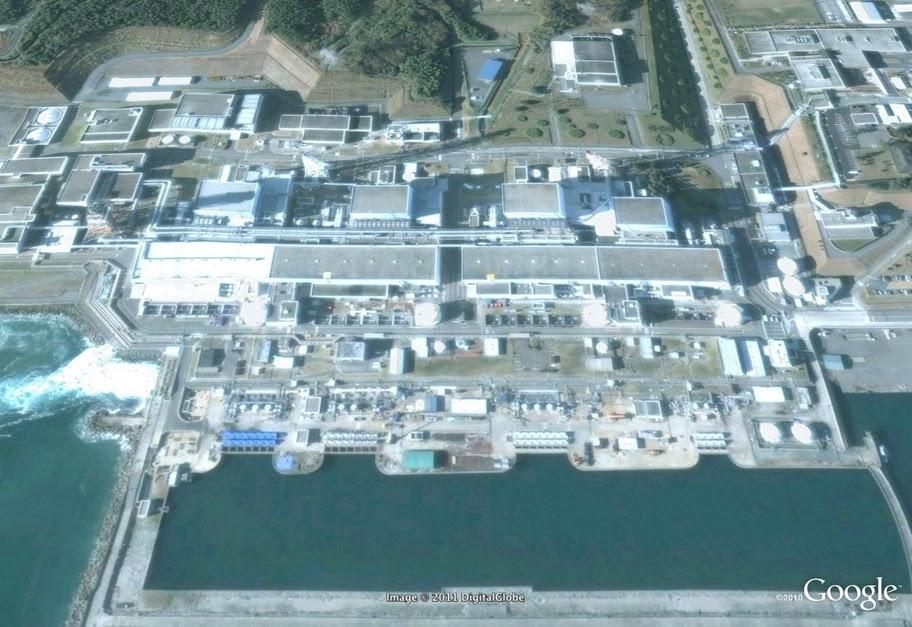 110313Fukushima nuclear plant 2004