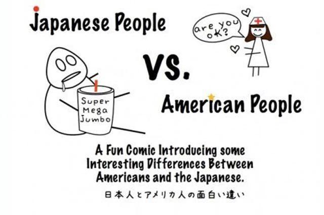 110820日本人とアメリカ人の面白い違い