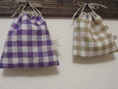 2010.3.28チェック巾着_R