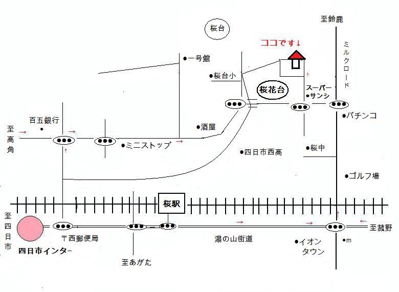 お店地図②縮小版